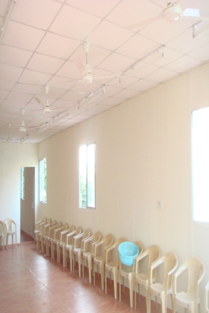 Portable False Ceiling